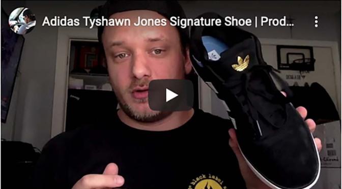 Adidas Tyshawn Jones Signature Shoe | Product Review