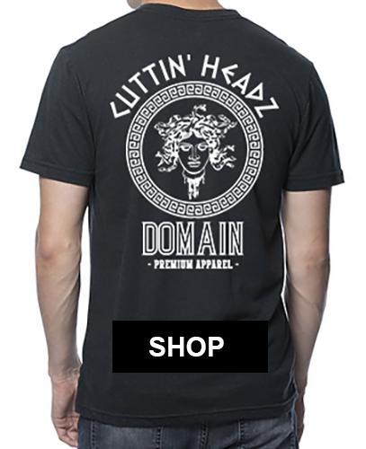 Domain Tees Shop