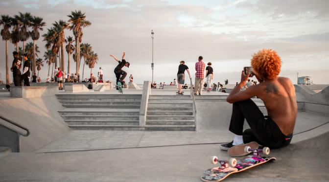 Food 4 Thought: Is Skateboarding a Sport or an Art?