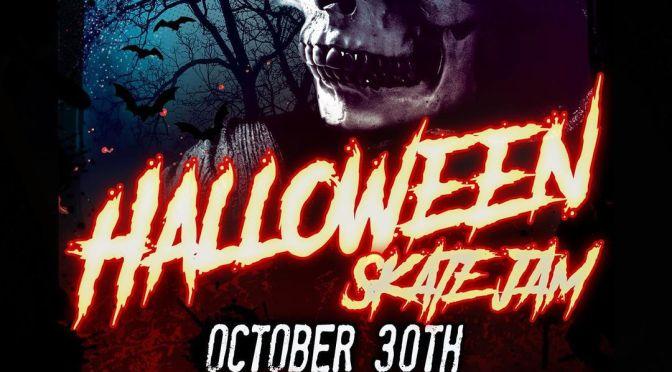 Event Spotter: Halloween Skate Jam