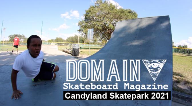 Quick Clips: Candyland Skatepark 2021