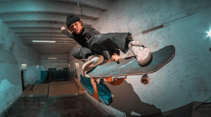 Food 4 Thought: What is Skateboarding Really All About?